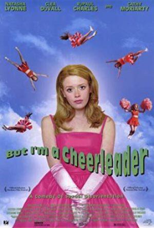 But I'm a Cheerleader  - MV5BNmZjNGVmYmItZWFmNi00ODQ1LThmZTUtMzYzMGJlMjZjMGFiXkEyXkFqcGdeQXVyMTQxNzMzNDI  - Filmy z roku 1990 – 1999