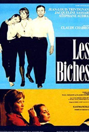 Les Biches  - MV5BZmUxNDQ0ZDItYjFkNS00NGJkLWEyNWUtMmYyMjc4MmI0OWRhXkEyXkFqcGdeQXVyMjQzMzQzODY  - Filmy z roku 1930 – 1979