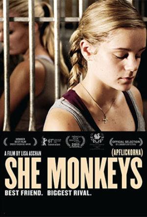 She Monkeys  - SheMonkeys 000 300x444 - Filmy z roku 2011