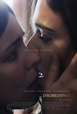 film disobedience (2017) - MV5BMzYxNDI5OTcwMV5BMl5BanBnXkFtZTgwODc4MzE3NDM  - Disobedience