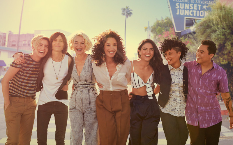 - The L Word Generation Q - Romance (seriály)
