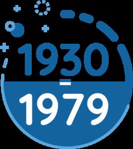 - RokyVydaniFilmu 1930 1979 blue 268x300 - Filmy z roku 1930 – 1979