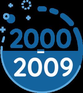 - RokyVydaniFilmu 2000 2009 blue 268x300 - Filmy z roku 2000 – 2009